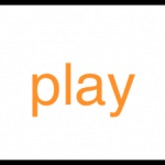 sight word play tangerine orange